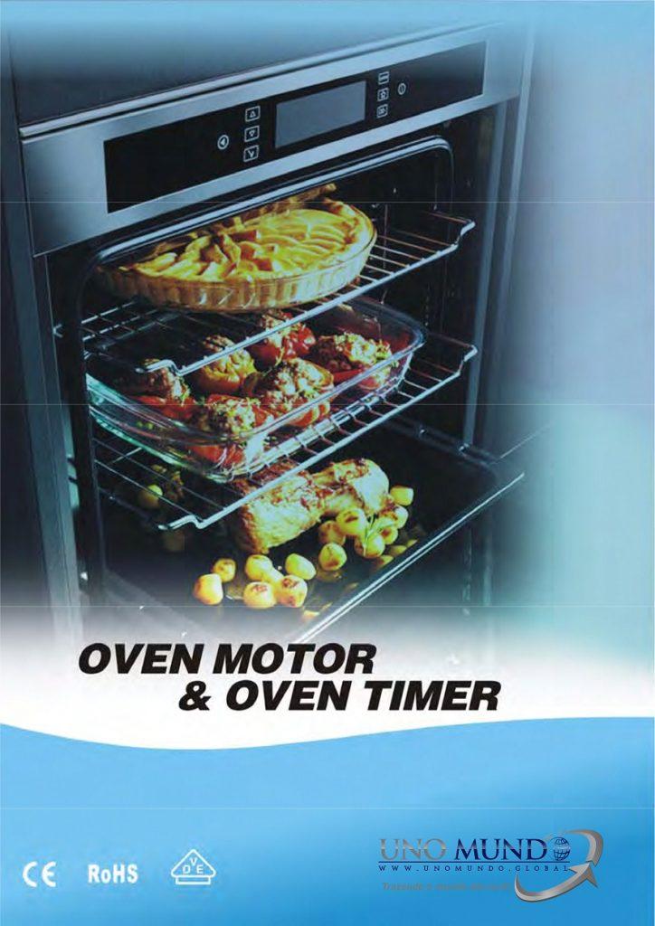 Oven Motor e Oven Timer
