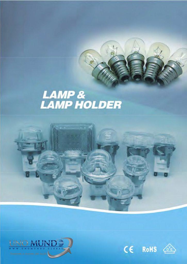 Lamp e Lamp Holder