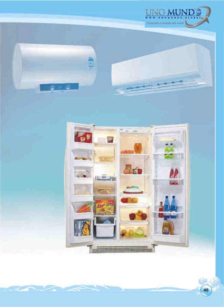 Componente para Refrigeração